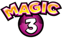 MAGIC 3 logo